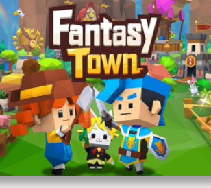 Garena-Fantasy-Town-Mod-Apk-Unlimited-Money-Terbaru